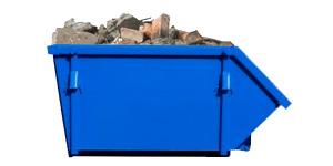 Kuub afvalcontainer | Bakker Buitenleven