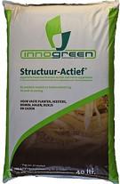 Innogreen Structuur-actief basis aanplant potgrond zak 40 ltr.