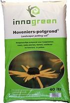 Innogreen Hoveniers potgrond speciaal zak 40 ltr.