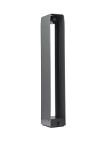 Ace High Flat Grey Wandlamp In-Lite