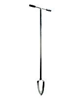 Talen Tools Grondboor 10cm verzinkt licht