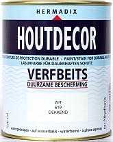 Hermadix Houtdecor 619 Wit 750ml