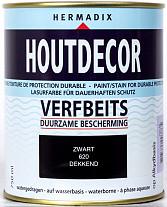 Hermadix Houtdecor 620 Zwart 750ml