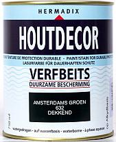 Hermadix Houtdecor 632 Amsterdams Groen 2500ml