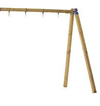 Schommelaanbouw t.b.v. speeltoestel Action/Crazy Climber/Variant/Orang-Oetan.