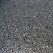 Inveeg split zwart, 1-3 mm 25 kg.