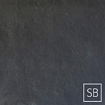Keramische tegel Solido Ceramica  Slate Black 60x60x3 cm