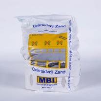 Onkruid vrij zand 20 kg Neutraal