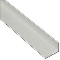 Scheidingsprofiel Aluminium 4x6x200 cm.
