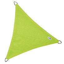 Nesling Coolfit Schaduwdoek Driehoek Lime Groen