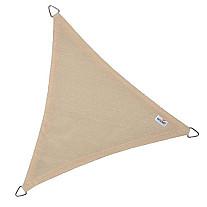 Nesling Coolfit Schaduwdoek Driehoek Gebroken Wit