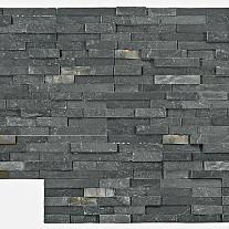 Natuursteen Muurstrip Fixwall Mongolian Slate 60x15 cm
