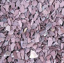 Canadian slate paars, 10-30 mm bigbag (1000 kg)
