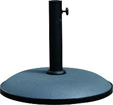 Parasolvoet beton-kunststof 25 kg.