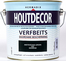 Hermadix Houtdecor 632 Amsterdams Groen 750ml