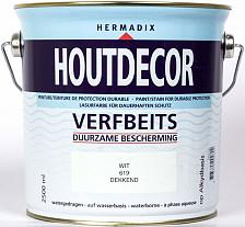Hermadix Houtdecor 619 Wit 2500ml