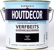 Hermadix Houtdecor 620 Zwart 2500ml