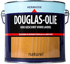 Hermadix Douglas Olie Naturel 2500ml