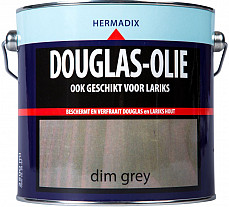 Hermadix Douglasolie Dim Grey 2500ml