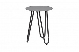 Cool Side Table anthracite 42x55 cm. 4 Seasons Outdoor