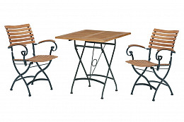 Bellini Bistroset teak 4 Seasons Outdoor