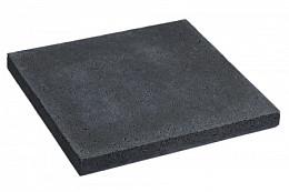 Schellevis tegel, zonder facet (gewapend) 200x50x10 cm carbon