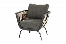 Antibes lounge stoel incl. 2 kussens / Niet meer leverbaar 2021