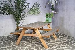 Picknicktafel Oslo 180 cm.
