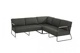 Coast hoek loungeset met Axel koffietafel van 4 Seasons Outdoor