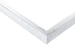 Daktrim aluminium recht Woodvision