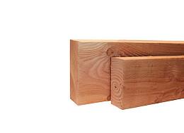 Douglas gording geschaafd onbehandeld 4,5x16 cm. Woodvision