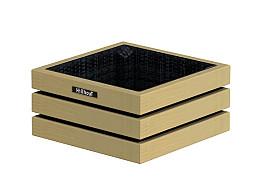 Elan Mini Bloembak, 30 x 30 x 15 cm. / TIJDELIJK NIET LEVERBAAR