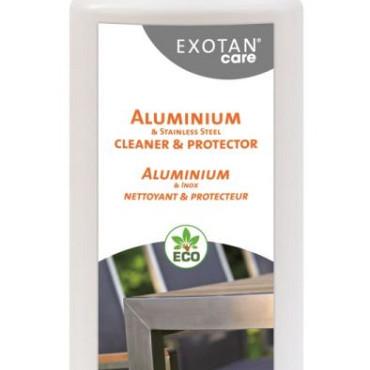 Exotan Care RVS/aluminium polisher en reiniger 500 ml.