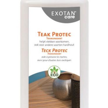 Exotan Care Teak Protec Transparant 1000 ml.