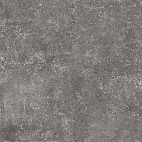 Keramische tegel Solido Ceramica  Disegno Antracite 90x90x3 cm