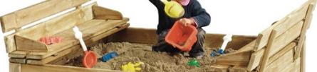Zandbakken